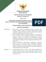 10 PERATURAN WALIKOTA PEKANBARU TENTANG TUSI DINAS PEMADAM KEBAKARAN, TIPE B.pdf