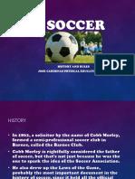 soccer jose cardenas