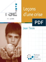 Notes j.tirole 1-12-08