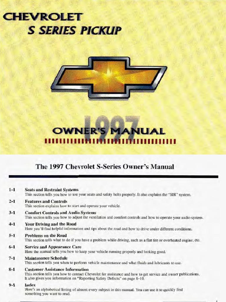 2000 Chevrolet Pickup S10 T10 Exhaust Diagram Category Exhaust