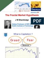 Black Ledge (2008) Fractal Market Hypothesis