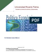 1.PoliticaEconomicaI