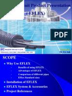 EFLEX Presentation