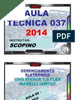ECU Motor Uno Vivace