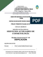 Lavinia Sacos m5 Depilacion
