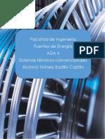 ADA 4. Sistemas Termicos