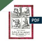 Anon - Juan de Mandeville - Libro de Las Maravillas (1)