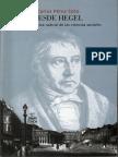 Carlos Pc3a9rez Soto Desde Hegel Para Una Crc3adtica Radical de Las Ciencias Sociales 1