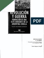 OBRA COMPLETA Halperin Donghi - Revolucion y Guerra.pdf