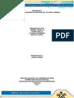Evidencia 3 Informe Indicadores