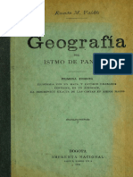 Valdés 1898-Geografía Del Istmo de Panamá