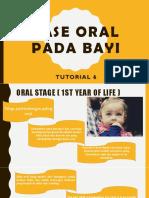 Fase Oral Pada Bayi