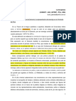 Idolatras y Herejes Vasallos Del Demonio