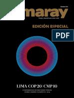AMARAY EDICIÓN COP20