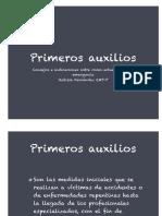 Primeros Aux by Me 1