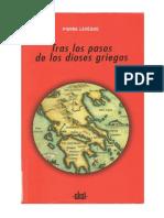 Leveque Pierre Tras Los Pasos de Los Dioses Griegos