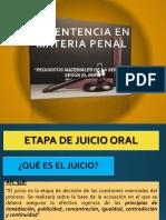LA SENTENCIA EN MATERIA PENAL.pdf