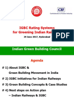 IGBCRatingSystemsforIndianRailways_29June2017