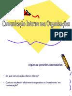 Comunicação Interna - Prova 2