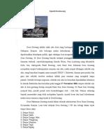 New Sejarah Desa Guwang ( Pasar Seni Guwang ) 2