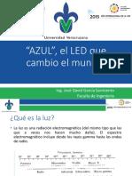 AZUL, El Led Que Cambio Al Mundo