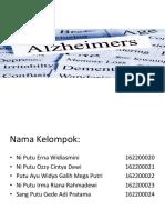 Alzheimer Klp5 NIM20-24 B1A