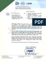 Revisi Kebijakan Transisi ISO IEC 17025 2017