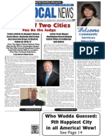 The Local News, March 15, 2018