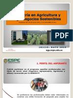 Programa de Maestria - ESPE