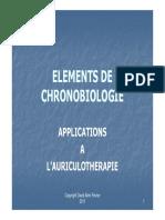 ELEMENTS DE CHRONOBIOLOGIE ok  [Mode de compatibilit+®]