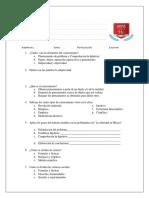 Examen ICS