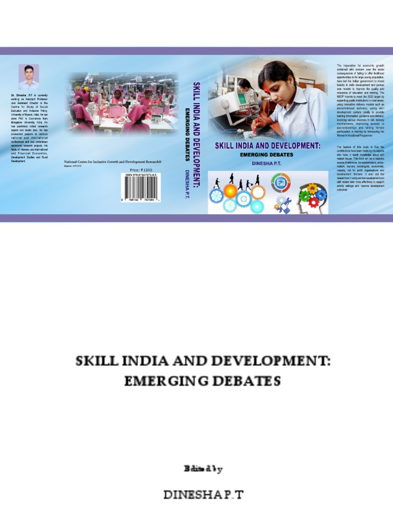 skill india development emerging debates by dinesha p t weaving loom