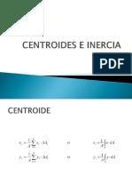 Centroides e Inercia