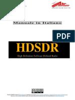 HDSDR Manuale ITA v1.1 - 01/01/2016