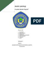 213121903 Makalah Demam Thypoid Docx Patologi