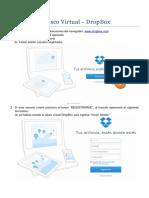 Creaci€¦ón de Disco Virtual - DropBox