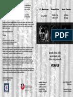 Programa de Mano VERSUS-CDMX- Hoja 1