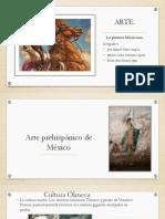 Presentación Arte Mexicano