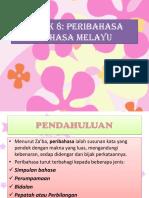 Peribahasa Bahasa Melayu