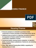 Housing Finance 1