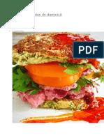 burger vegetarian de duminică.docx