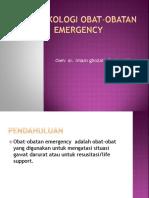 Obat Emergency