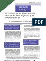 Familiograma y Apgar Familiar
