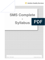 Syllabus SMS Complete