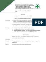 8. Sk Penerapan Manajemen Resiko Klinis