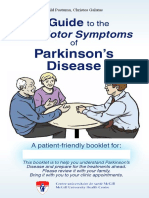 Guide to the Non Motor Symptoms of Parkinsons Disease