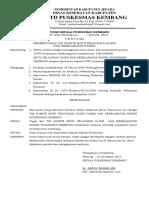Kembang 9.4.1 SK Pembentukan Tim Komite Mutu