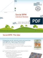 Social BPM Literature Review - Improved
