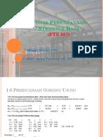 Tugas Perencanaan Struktur Baja Materi Kuda-Kuda, Lantai Dan Balok_pdf