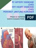 Dhina W.cardio Artery Diseas